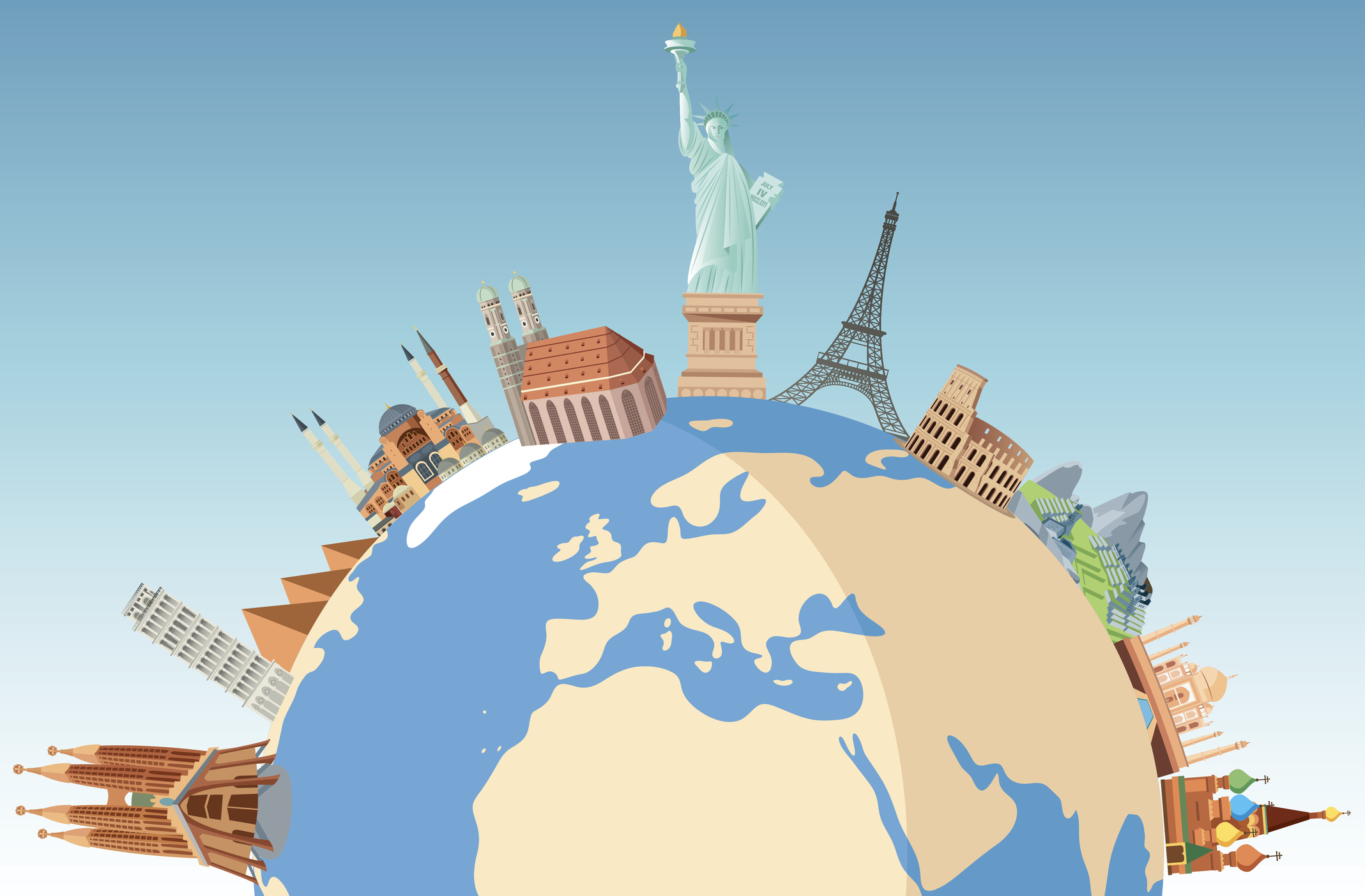 Turismens historia i kort