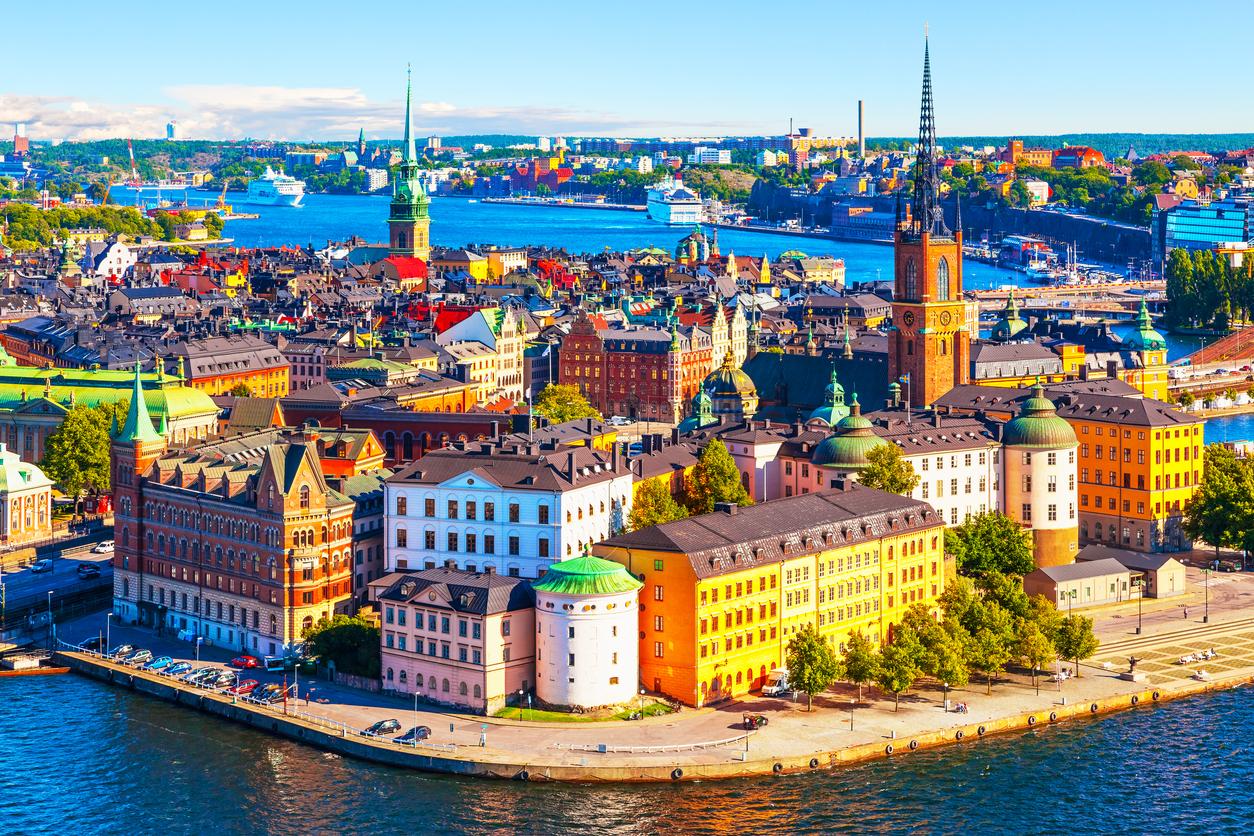 Brittiska turister i Sverige