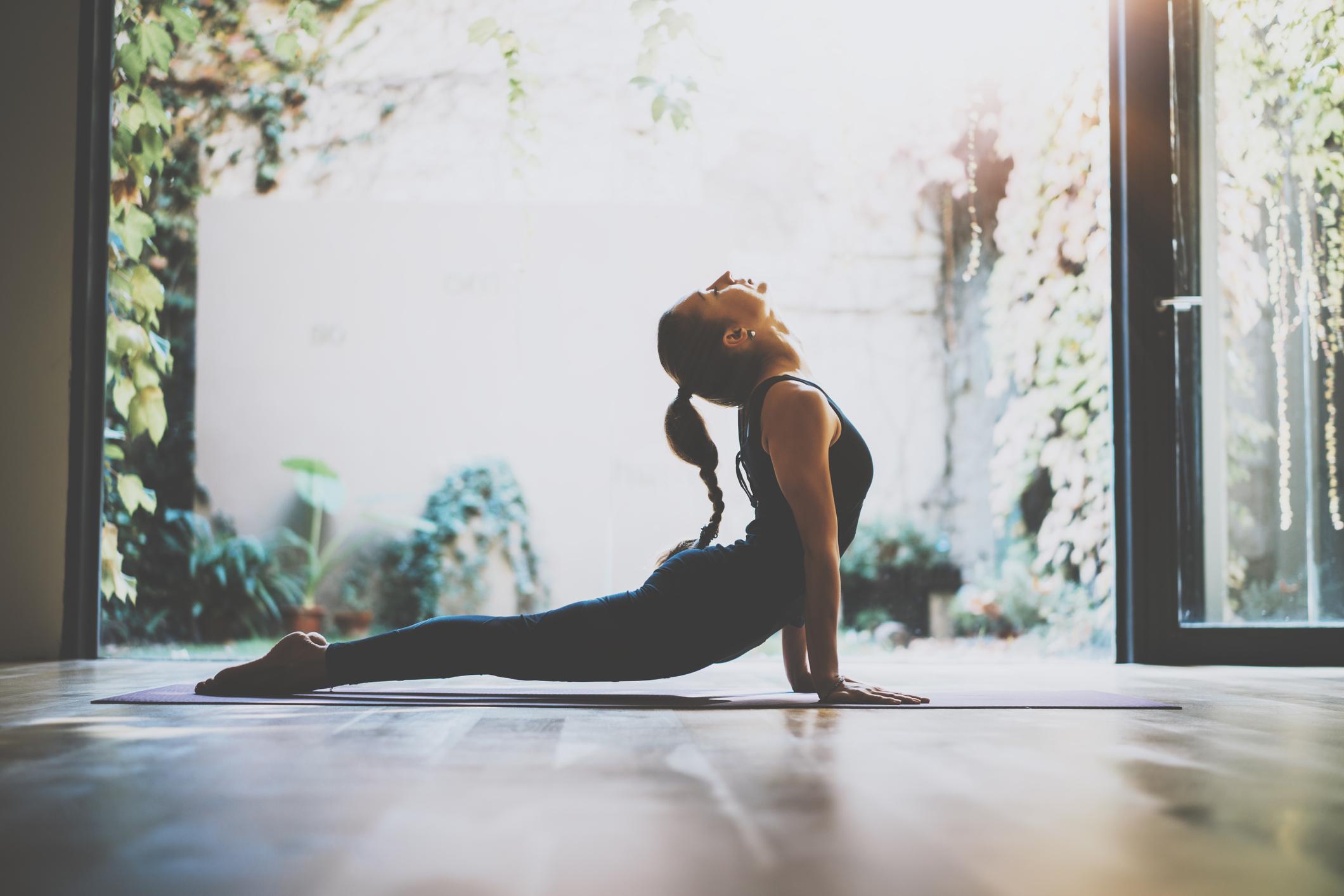 Yoga i Europa
